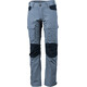 Lundhags Jr Authentic II Pants Sky Blue/Deep Blue
